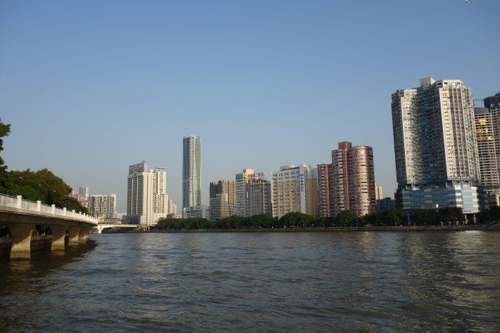 Centrum města, jižní část