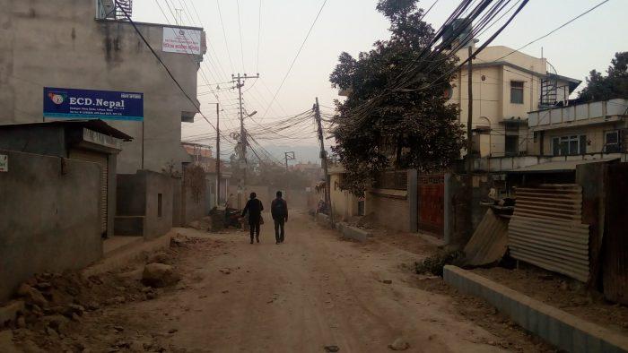 Kathmandu. Můj domov po šest měsíců.